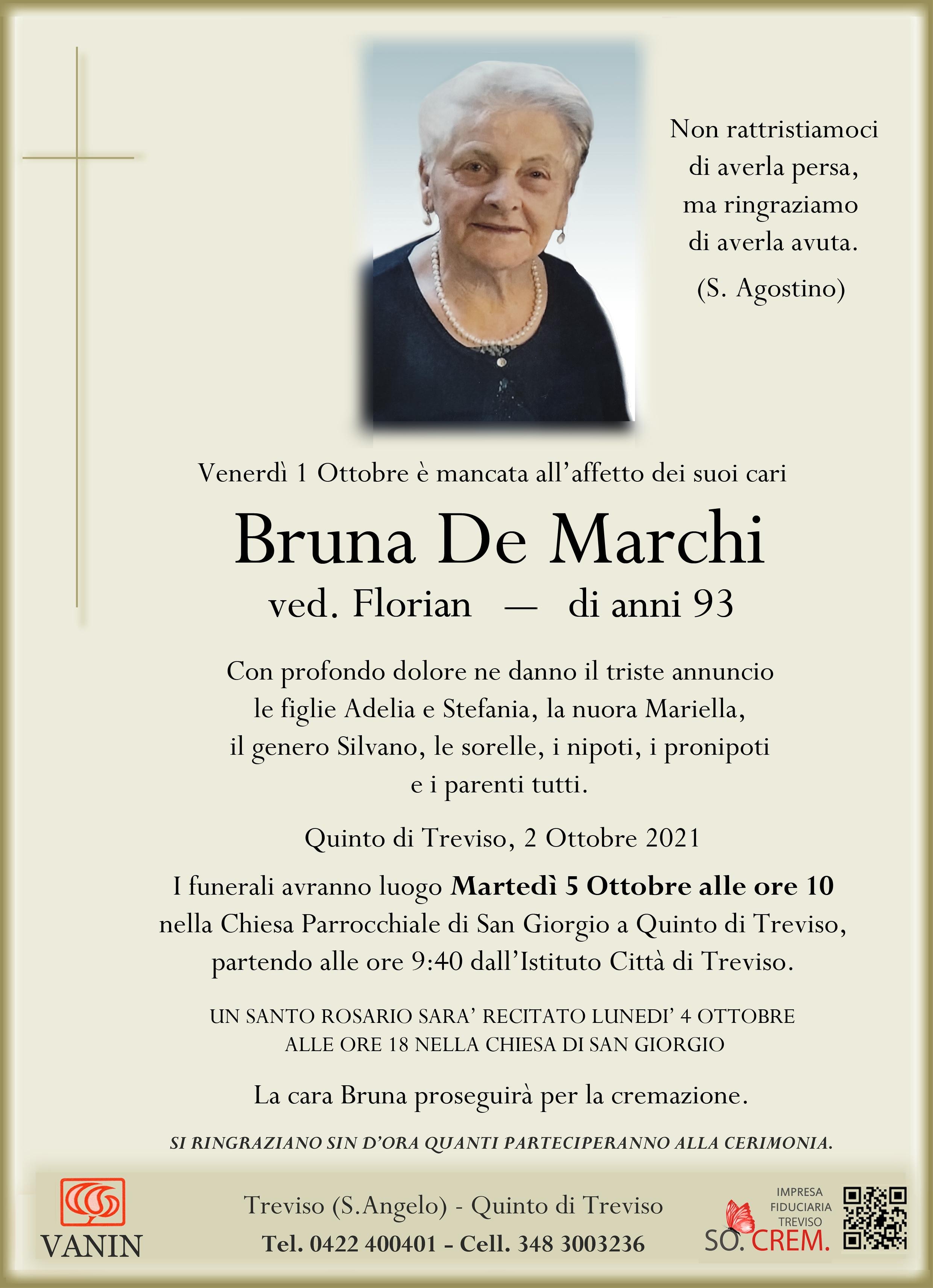DEF.  BRUNA DE MARCHI